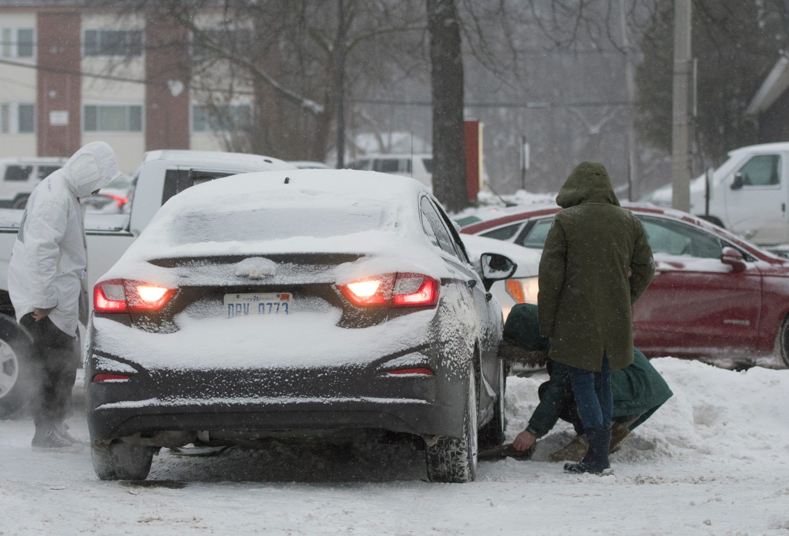 Does your electric car struggle in the cold