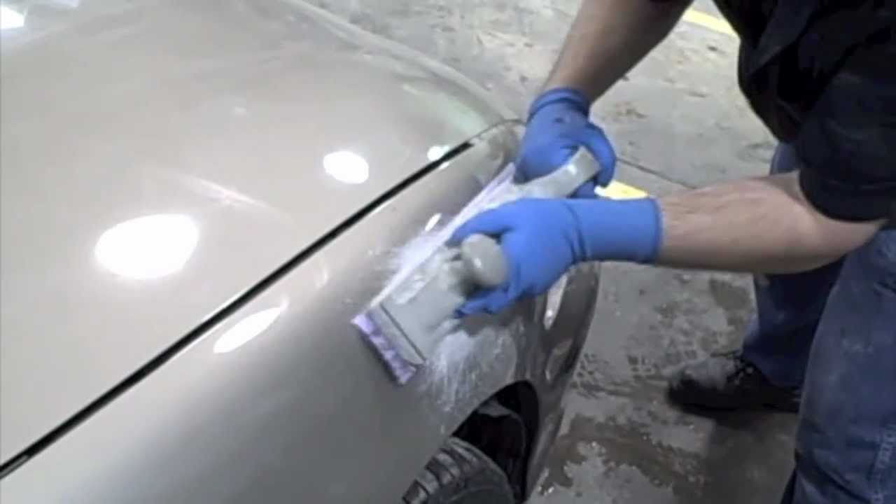 easy ways to care for your car's bodywork
