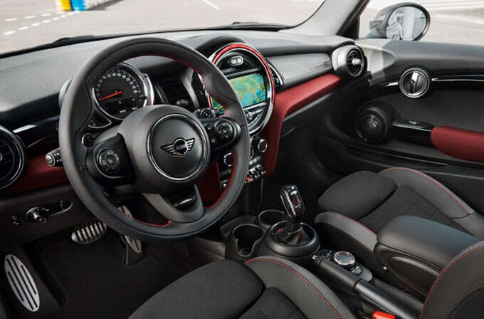 MINI GT Edition 2020 Interior