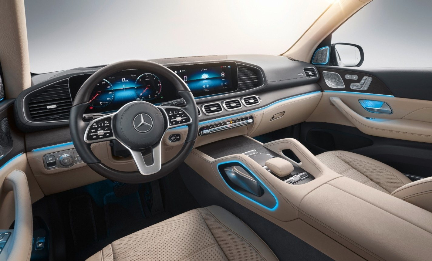 Mercedes-Benz GLS 450 4Matic AMG 2020 Interior