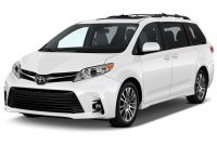 Toyota Sienna 2019 Review driveandcar