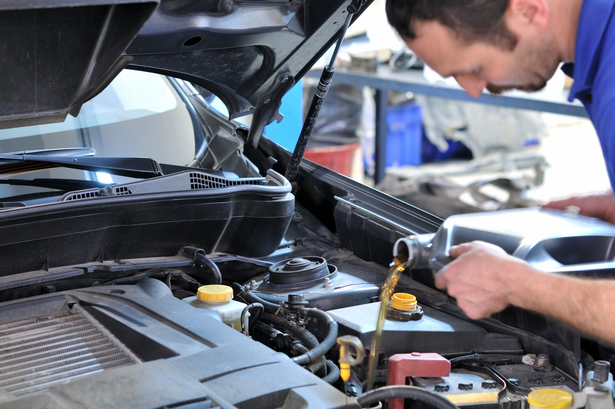 Change Your Oil Car