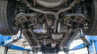 exhaust leak detection