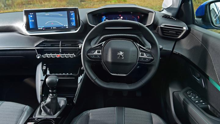 All New Peugeot 208 Review Interior