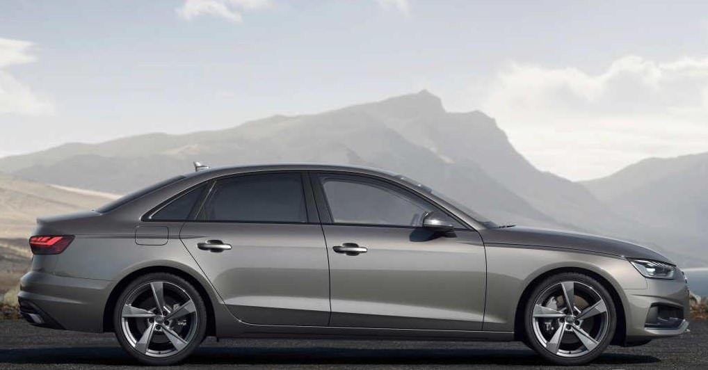 Audi A4 Review Side Exterior