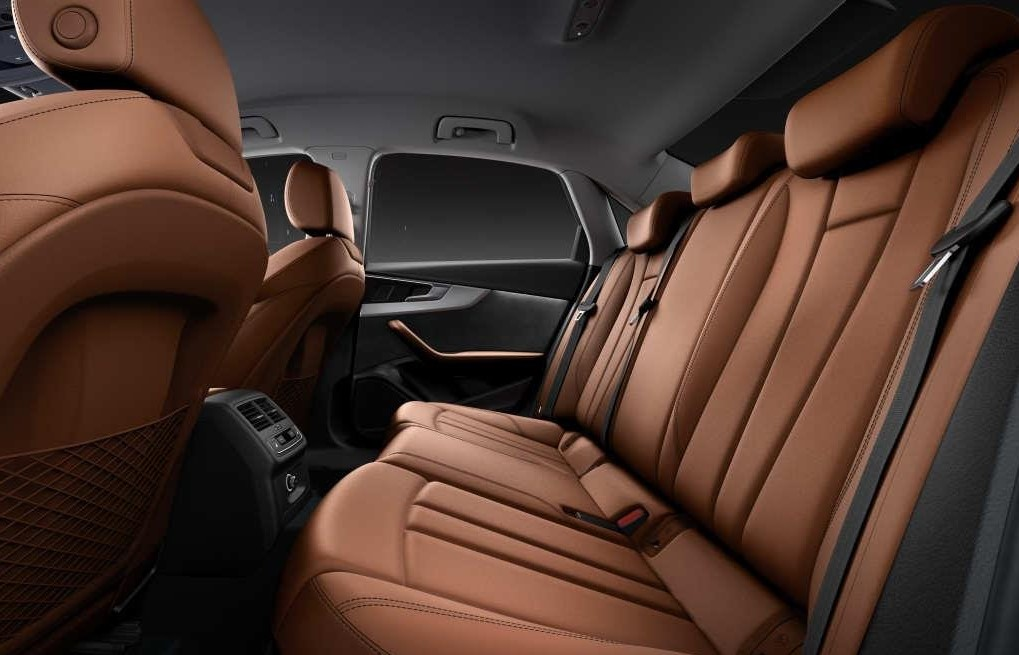 Audi A4 Review Upholstery