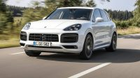 Porsche Cayenne Coupé 2020 Review