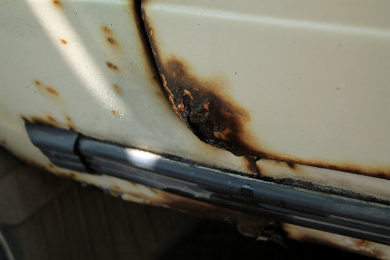 Prevent Car Doors from Rusting